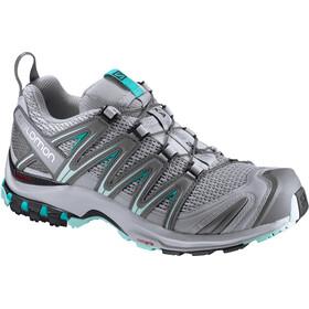 Salomon XA Pro 3D Trailrunning Shoes Women Quarry/Pearl Blue/Aruba Blue